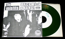 "MISFITS Back With a Bang 7"" Green Vinyl HAND #'d 100 Danzig Samhain Rare KBD NEW"