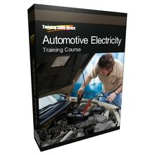 Car Mechanic Basic Electronics Training Course Book CD