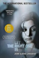 Let the Right One In by John Ajvide Lindqvist (2008, Paperback)