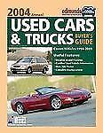 Edmunds.com Used Cars & Trucks Buyer's Guide 2004 (Edmund's Used Cars & Trucks B
