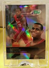 2003 ETOPPS LEBRON JAMES ROOKIE CARD CLEVELAND CAVALIERS RC etopps seal intact