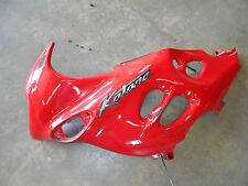 suzuki katana gsx600 600 left lh side cowl fairing cowling red 98 99 01 02 2000