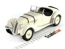 BMW 328 CABRIOLET ROADSTER 1937 HERITAGE COLLECTION 1:18 DEALER BOX 80432411548