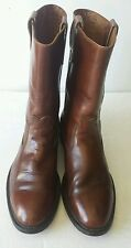 Laredo cowboy boots.  Men's Sz.8.5 D brown Leather