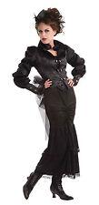 Womens Halloween Steampunk Victorian Lady Dress Fancy Dress Costume