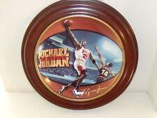 Michael Jordan His Airness 1998 Upper Deck NBA Collectors Plate # 8648C
