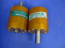 Fabco-Air  E 121 XDR Cylinder Pancake - LOT of 2