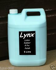 The Worlds BEST Polish on the WWW - THE MASTER SHINER 4 Latex Rubber & Pvc
