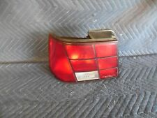 90 - 91 Hyundai Excel Sedan Left Driver OEM tail light EXCELLENT TAILLIGHT