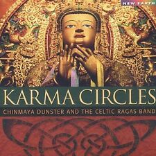 Karma Circles by Chinmaya Dunster & the Celtic Ragas Band