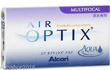 Air Optix Aqua Multifocal  von Alcon  1x6 TOP Monatslinsen Alcon 6 Kontaktlinsen