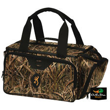 NEW BROWNING FLYWAY BLIND BAG DUCK HUNTING GEAR PACK SHADOW GRASS BLADES CAMO