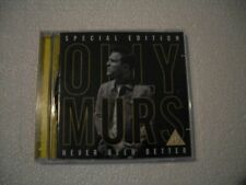 Olly Murs Never Been Better Special Edition CD/DVD