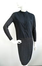COS Womens Dress Tunic long sleeve Lambswool Cotton Mix size S