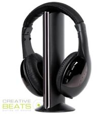 NEW CREATIVE BEATS PURITY OF SOUND TV's PC's DVD MP3 PLAYERS WIRELESS HEADPHONES