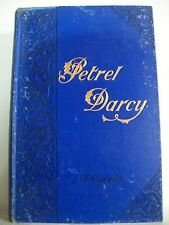 Book. Petrel Darcy or In Honour Bound by Theodora Corrie. S. W. Partridge. HB