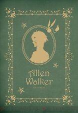 D.gray-man Hallow Note Book Memo Allen Walker Green Hoshino Anime 18cm