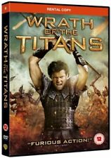 WRATH OF THE TITANS sequel to CLASH OF TITANS  (N21/N42) {DVD}