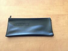 Shure Microphone Leather Pouch Bag also fits Shure SM58 SM57 beta 57a beta 58a