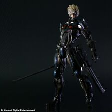 ACTION FIGURE METAL GEAR SOLID RAIDEN RISING FOX 25TH PLAY ARTS 29 CM STATUE MGS