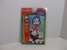 Dr. Seuss Cat in the Hat Book BRAND NEW! BASED ON THE MOVIE! LeapPad: 2nd Grade