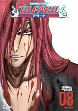 BLEACH NEW RARE DVD VOL 8 THE ENTRY CARTOON +FREE COLLECTIBLE PATCH ANIME MANGA