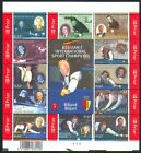 Belgium 2006 Sports/Billiards/Snooker/World Champions/People12v sht (n32735)