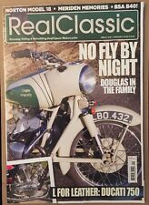 Real Classic Douglas Dragonfly Ducati 750 BSA B40 January 2015 FREE SHIPPING!