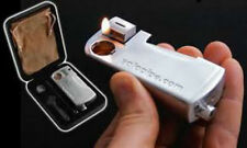 NEW SOLO PIPE SILVER  LIGHTER