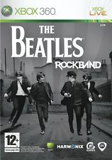 Jeu Xbox 360 The Beatles Rockband Rock Band Neuf Et Scellé