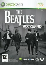 Xbox 360 Game The Beatles Rock Band Rock Band NIP