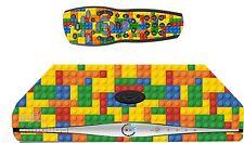 Mattoncino Lego Autoadesivo / PELLE SKY HD BOX & Remote Controller / Controll autoadesivo, SK1