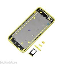 Apple iphone 5C Yellow Back Housing Battery Cover Battery Door Case Replacement