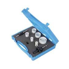 Gli Elettricisti Bi-Metallo Holesaw Kit 9pce 18-51mm Fai da te Strumento di Potere Accessori