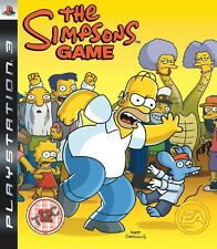 The Simpsons for Playstation 3 PS3 – UK Preowned – FAST DISPATCH
