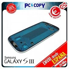 MARCO LATERAL CHASIS SAMSUNG GALAXY S3 BLANCO I9305