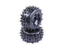 Knobby Nail Wheel Tire Set of 2pcs for 1/5 HPI Baja 5B