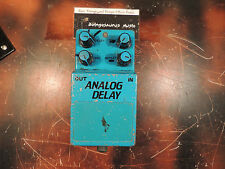 VINTAGE KMD ANALOG DELAY EFFECTS PEDAL FREE SHIP