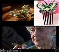 Vintage TITANIC Rose's Butterfly Comb Replica Hairpin Hair Accessories Unique