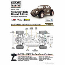 Carisma GT16 Desert Beetle 4WD 1/16th RTR - CA57068