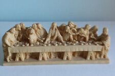 Alabaster Sculpture of the Last Supper