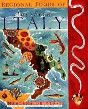 Regional Foods of Southern Italy-ExLibrary