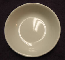 Churchill Super Vitrified China Small White Rimless Fruit Sauce or Dip Bowl