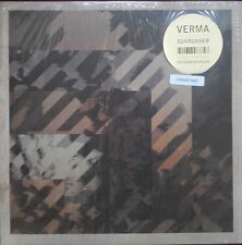 Verma - Sunrunner RARE US limited clear Vinyl LP 2014 Trouble In Mind 071