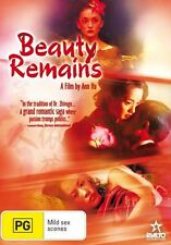 Beauty Remains DVD NEW