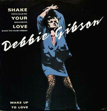DEBBIE GIBSON - Shake Your Love - Atlantic