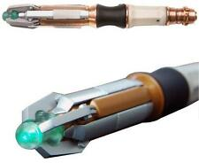 Dr Who: Official BBC Sonic Screwdriver Green LED Torch - Brand New In Pack