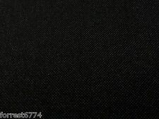 TENT FOOTPRINT GROUNDSHEET BLACK CANVAS FABRIC 150CM WIDE P/MTR-SUPERIOR QUALITY