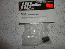 PARTS NEW Hot Bodies (HB), 67219 DCJ drive shaft sleeve D8 D8T Ve8