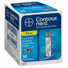 CONTOUR Next Blood Glucose Test Strips 50 Each (Pack of 8)